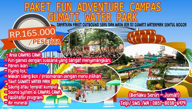 OUTBOUND WATERPARK SENTUL