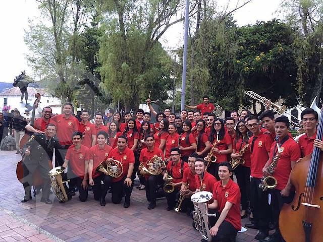 Banda Sinfónica de Facatativá: primer lugar en Concurso Nacional de Tocancipá