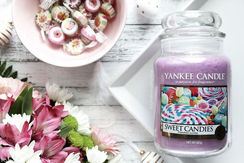 yankee candle sweet candies