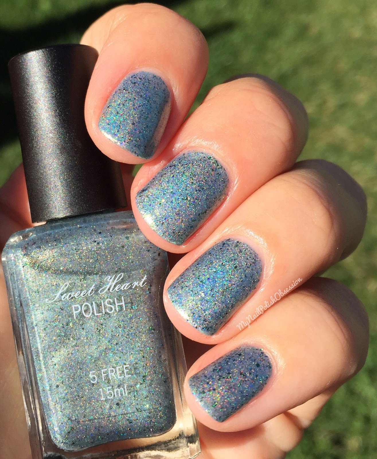 January Nail Colors: My Nail Polish Obsession: Sweet Heart Polish LE Monthlies