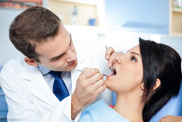 visit a dentist
