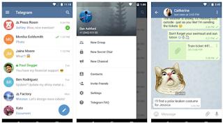 Telegram Apk 3.10.0 Final Android Aplikasi Kirim Pesan Super Cepat