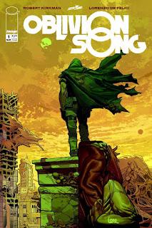 """""""Oblivion Song"""" de Robert Kirkman editada por Planeta Cómic"""