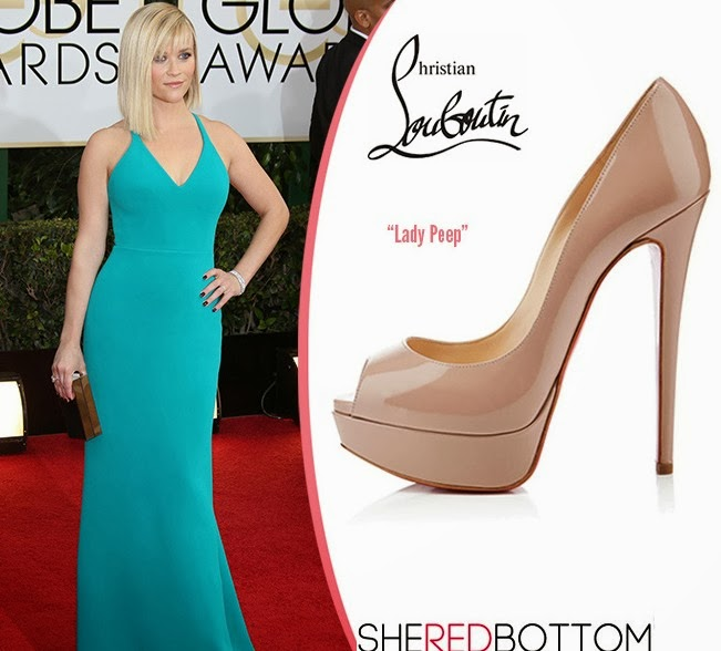Check Out More Shoes Spotted On Sheredbottom Christian Louboutin