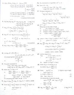 logarithm math capsule 3
