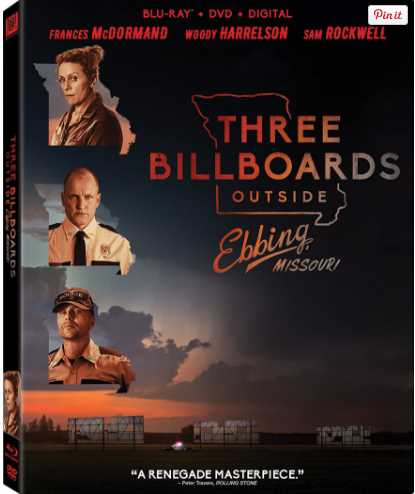Three Billboards Outside Ebbing Missouri 2017 720p Esub BluRay 5 1 Dual Audio English Hindi GOPISAHI