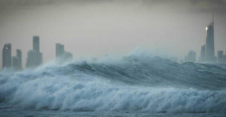 Giant Tsunamis