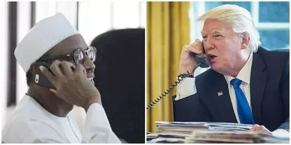 Still on the matter: Another twist of Trump's call to President Buhari