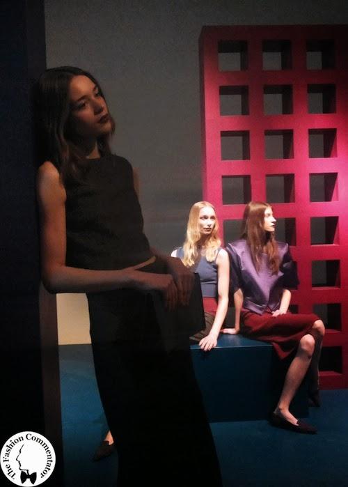 Pitti W - Barbara Casasola - Prefall 2014 - Menswear for Women collection
