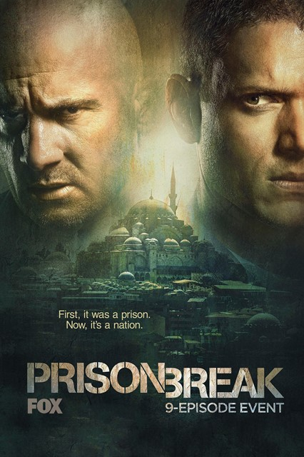 Watch Prison Break Season5 Episod6