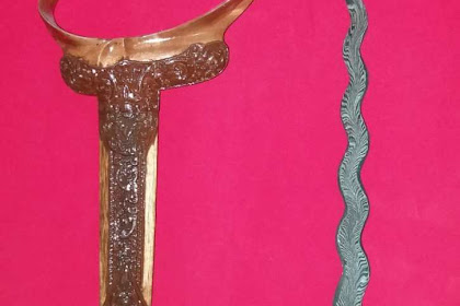 INDONESIAN KERIS HISTORY