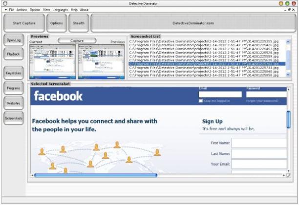 اختراق الفيس بوك اون لاين باستخدام KeyLogger