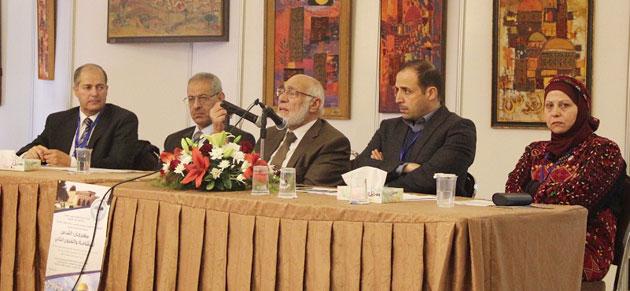 الدكتور زغلول النجار يلقي محاضرة بمهرجان القدس الثاني للثقافة والفنون