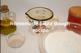 Pizza Dough Recipe Easy Quick