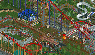 GOG Sale: RollerCoaster Tycoon, Evil Genius and Others