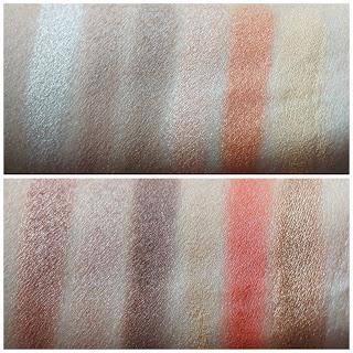 City Color Cosmetics Spice Me Up Palette