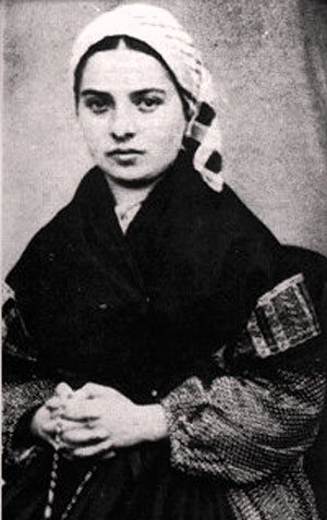 Saint Bernadette of Lourdes