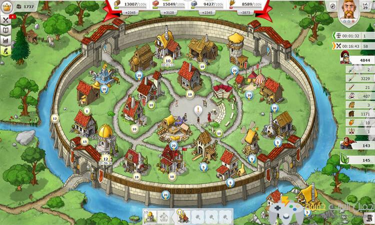 تحميل Travian Kingdoms برابط مباشر