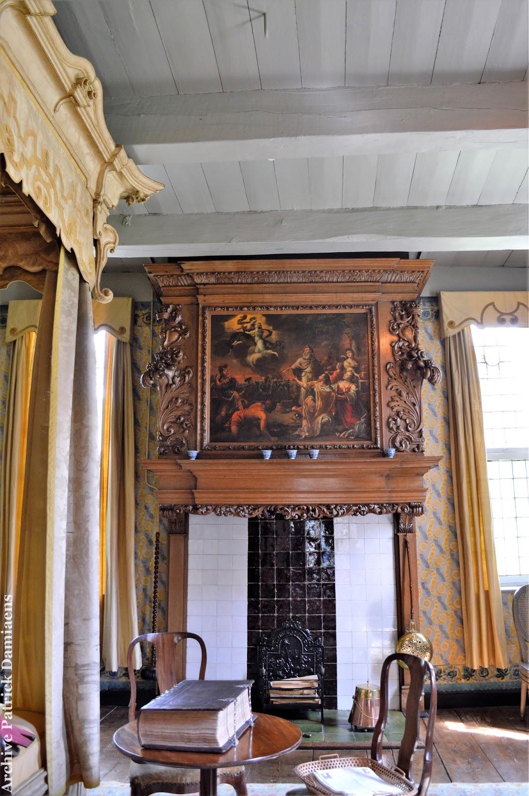 Ornamentsnijder patrick damiaens de schoorsteenmantels for De laat interieur