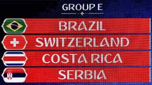 اهداف قاتلة : سويسرا تقلب الطاولة على صربيا وتقلب تأخرها الى فوز فى الجولة الثانية , كأس العالم 2018 ,القنوات الناقلة , المعلقين والملخص