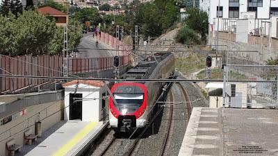Civia, Cercanías Málaga, Alstom