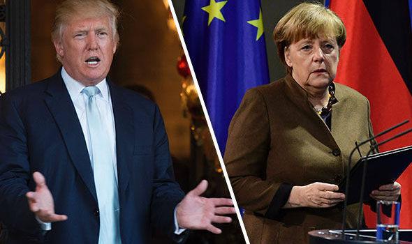 Οι Γερμανοί έχουν μπλέξει άσχημα με τους αμερικανούς