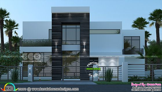 5 bedroom 3600 sq-ft house front side