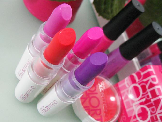 Batons Por Um Verão Mais Colorido Avon Color Trend