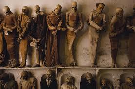 Capuchin Catacombs of Palermo kuburan paling aneh dan paling unik di dunia