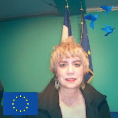 MORGANE BRAVO🇫🇷CANDIDATE À LA CANDIDATURE AUX EUROPÉENNES 2019🇪🇺  «May the force be with you»