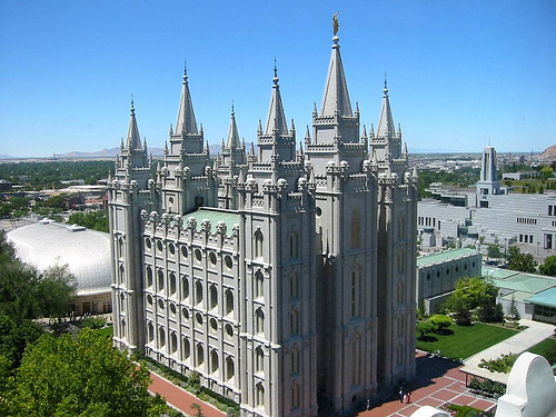 Salt Lake City, Utah Amerika Serikat