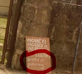 Photo: A school in Delta State that can