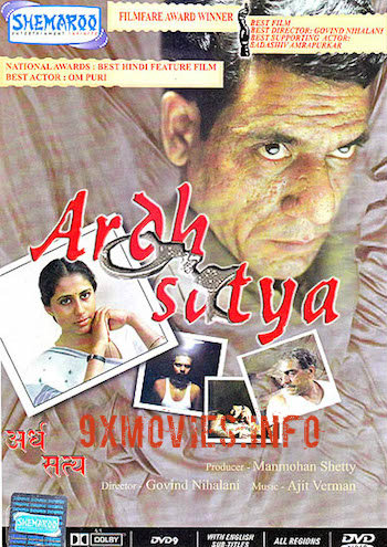 Ardh Satya 1983 Hindi WEBRip 700MB