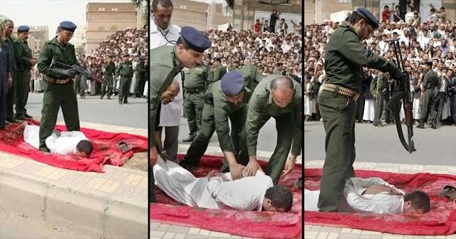 Вот как поступают с насильниками в разных странах мира.