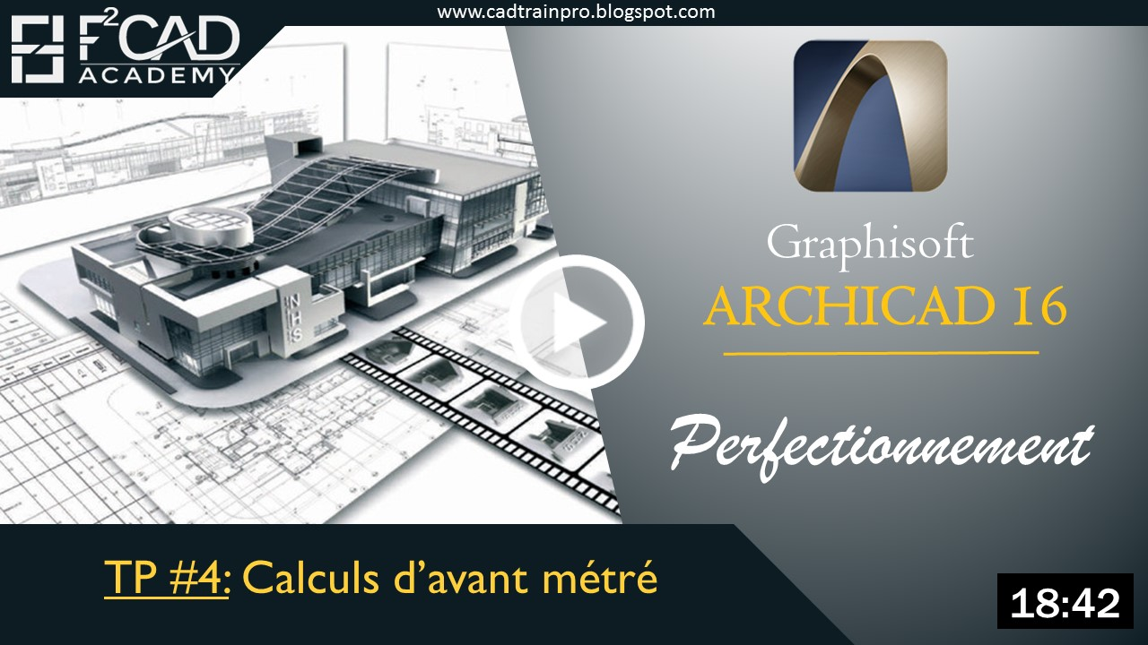 Devis sur ArchiCAD