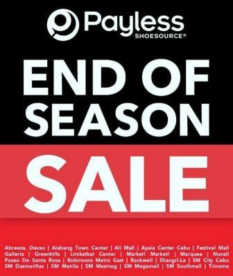 7505ff8f9b23e5 Payless End of Season SALE June-July 2012