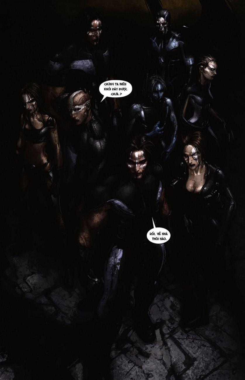 X-Men Necrosha chap 13 trang 24