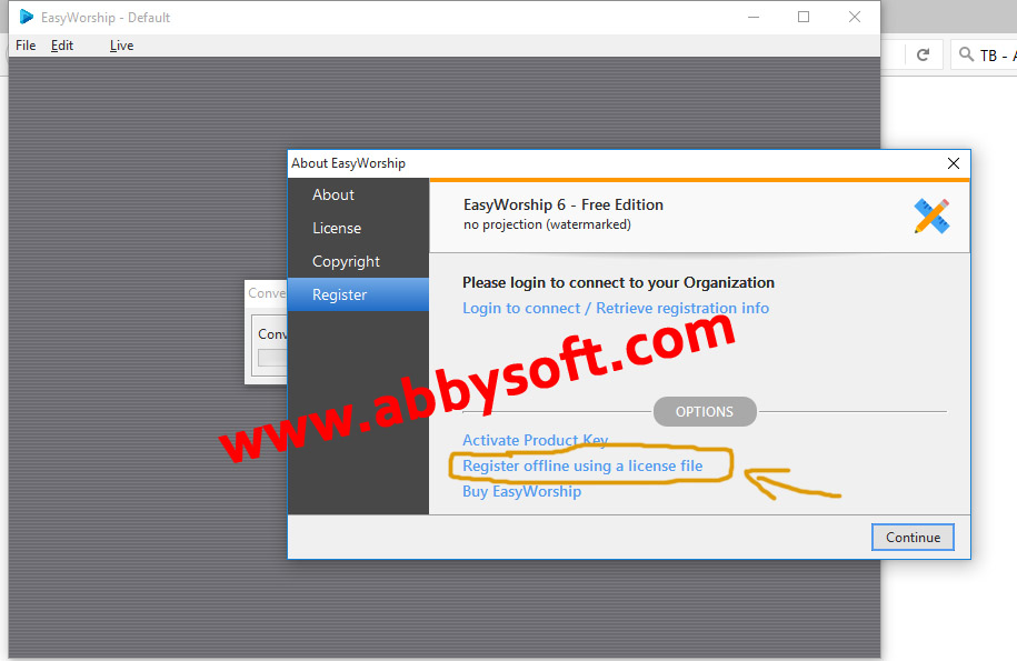 is easyworship 6 compatible with windows 10