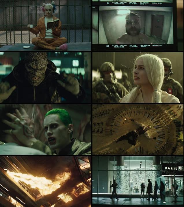 Suicide Squad Official Trailer 720p HD Download