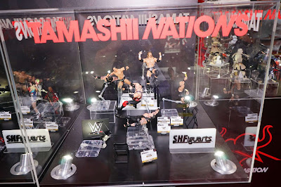 Tamashii Nations en el San Diego Comic-Con 2017