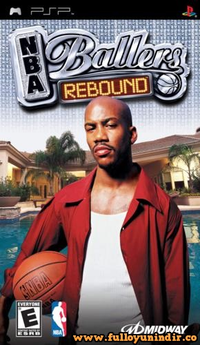 NBA Ballers Rebound PSP