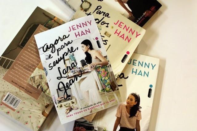 Agora e para sempre, Lara Jean chega às livrarias dia 12 de maio