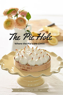 If you're looking for the best pie in Calgary, AB look no further! The Pie Hole makes everything from scratch. Find a new favorite!