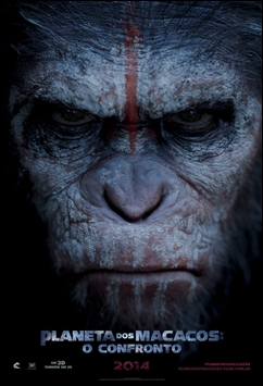 Baixar Planeta dos Macacos: O Confronto Dublado Grátis