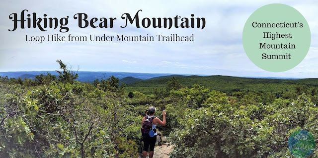 Image result for bear mountain ct hike