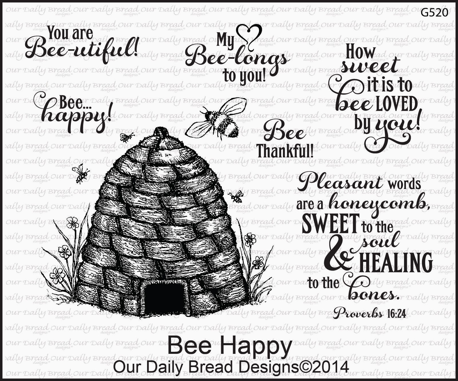 ODBD Bee Happy
