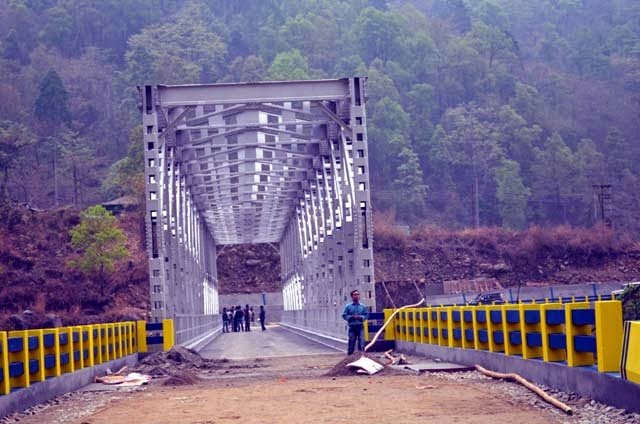 Jogighat steel bridge to be inaugurated by Ramdev baba