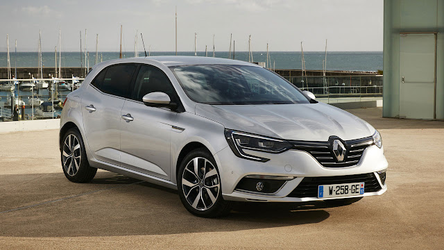 All-New Renault Mégane