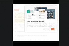Review Template Terbaru Blogger (Serta Analisis Efek Positif dan ''Negatifnya'')