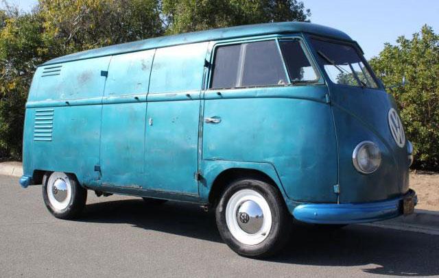 1954 Barndoor Panel Vw Bus